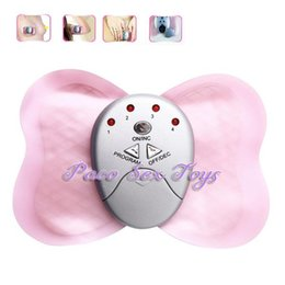 Wholesale Electro Massager Vibrators - Free Shipping! Slimming Massager, Shock Therapy, Butterfly Dance, Sex Toys, Electro Sex Kit, E-Stimulation, Adult toys