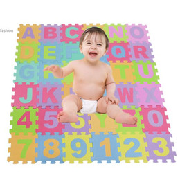 Wholesale Eva Play Mats - 2014 baby crawling mat soft developing crawling rugs,baby play puzzle Letter play Mat Climb Blanket eva foam mat