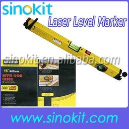 Wholesale Range Angle - Wholesale-Free Shipping Digital Display Vertical+Horizontal Angle Finder Level Marker 0-160 Laser Range ST1B
