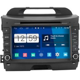 Wholesale Gps For Kia Sportage - Winca S160 Android 4.4 Car DVD GPS Headunit Sat Nav for Kia Sportage 2014 - 2015 with Radio Wifi 3G Tape Recorder