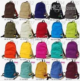 Wholesale Backpack Camel - Wholesale-2015 eastpack school bag mochilas east pack backpacks for teenager candy color pretty backpack for girls ruchsack shoulder bags