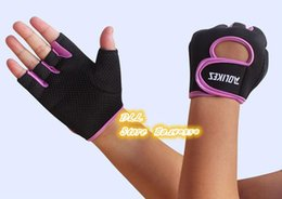 Wholesale Glove For Fitness - Drop Shipping Sports Gloves Fitness Exercise Training Gym Gloves Multifunction for Men & Women sv16 18785