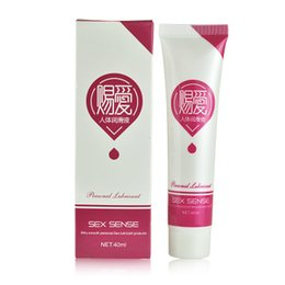 Wholesale Sexual Lubrication - Body Health Care Long Lasting Moisturizing Lubrication Personal Sex Oil Sexual Anal Lubricant Hotel Sauna Massager Regular Lubricants 25ml