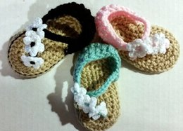Wholesale Winter Baby Showers - Baby Sandals, Baby Girl Sandals, Summer Sandals, Crochet Baby Sandals, Crochet Baby, Crochet Baby Girl, Baby Gift, Baby Shower, Trendy Baby