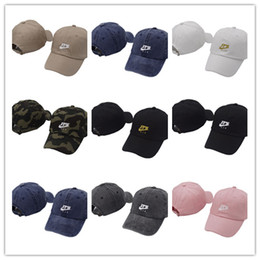 Wholesale Light Traps - Fashion 2017 It's Lit Swooshs Customs Unstructureds Dad Hat Adjustable Cap New-Red w  Gold bone TRAP JUST DO IT Air Japan Air Tokyo baseball