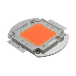 100W LED Grow chip, 50pcs x 3w bridgelux, espectro completo 380nm`840nm para hidroponía, bricolaje led crece la luz desde fabricantes