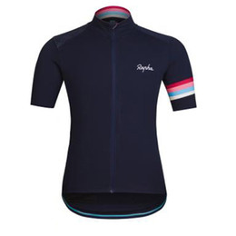 Wholesale Jersey Colors - 2016 Rapha Cycling Jerseys Short Sleeves Cycling Shirts Cycling Clothes Bike Wear Comfortable Breathable Hot New Rapha Jerseys 8 Colors