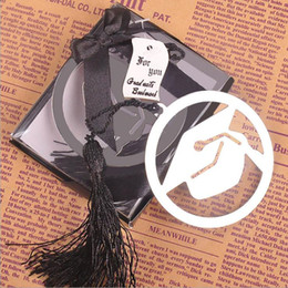 Wholesale Christening Favours - Dr Hat Bookmark wedding Favour Birthday Gifts Baby Shower Christening Birthday Favour For Guests souvenir F20172642