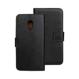 Wholesale Play Wallets - Retail GENUINE Wallet Credit Card Stand Leather Case For Motorola MOTO G4 Moto Z E2 X Force X Play XT1561 X Style XT1570 1pc lot
