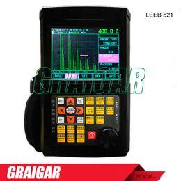 Wholesale Digital Ultrasonic Flaw Detector - Leeb521 Digital Ultrasonic Flaw Detector