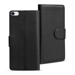 Wholesale Blackberry Credit Card - For iphone X Real Genuine Leather Wallet Credit Card Holder Stand Case Cover For iphone 8 8 PLUS 7 7PLUS 6 6 PLUS 5 SE 5C