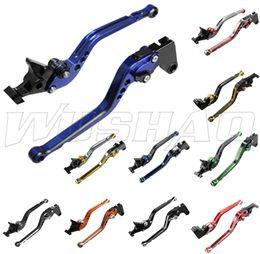 Wholesale Clutch Levers Honda - For Honda CB400SF CB919 CB600 CBR 600 F2 F3 F4 F4i CB400 CB 400 919 Mixed-color CNC Motorcycle Long Brake Clutch Levers