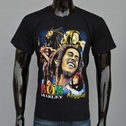 Wholesale Street Bob - Free Shipping! British Style Street Wear 3D T-Shirts,Men's Causal Fashion 3D T-Shirt,100% Cotton, Printed T-Shirts, BOB MARLEY
