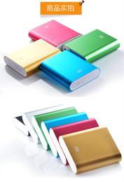 Wholesale Huawei Batteries - New Original Xiaomi 10400 mAh Mobile Power Bank Battery Charger 10400mAh Powerbank for Huawei ZTE Xiaomi iPhone Samsung