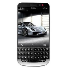 Wholesale Gsm 4g Phones - Original BlackBerry Classic BlackBerry Q20 US EU Mobile Phone 4G LTE & WCDMA & GSM Network QWERTY 16GB GSM HSPA LTE LAUNCH Refurbished