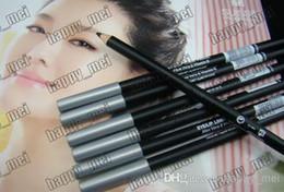 Argentina Envío gratis ePacket Nuevo maquillaje profesional 1.5g Lápiz delineador de ojos / labios! Negro / Marrón cheap lip brown Suministro