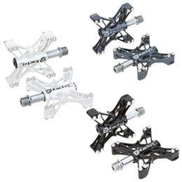 Wholesale Mtb Platform - Hot Sale 3 Colors 2Pcs Bike Pedals 3 Sealed Bearings CNC Steel Axle Magnesium MTB BMX Platform Bicycle Pedals