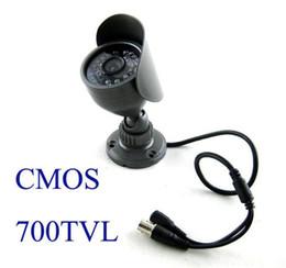 Wholesale Indoor Bracket - Wholesale-Best price 700TVL CMOS 960H 30pcs IR leds Day night waterproof indoor   outdoor CCTV camera with bracket. Free Shipping