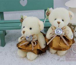 Wholesale Cheap Mini Teddy Bears - Cheap Price Toys for Kids,New Childrens Toys,Toys Bear,Nice Quality Short Plush Lovely Bears,Stuffed Animals,Mini Toy Small Bear