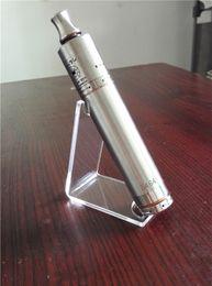 Stand de exposição acrílico ecig on-line-Acrílico e cig prateleira de exposição eletrônico cigarro mod stand titular rack para ego ecig vaporizador pen mecânica mods display