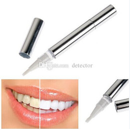 Wholesale Dental White Gel - Hot sale Teeth Whitening Pen Soft Brush Applicator For Tooth Whitening Dental Care Whitener Gel Cheapest Teeth whiter