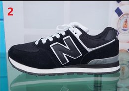 Wholesale Generation Black - New Four generations admission men and women balanced casual sports shoes lovers shoes running shoes size 36-44