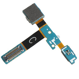Wholesale Galaxy Note Camera Replacement - New Front Camera Flex Cable Replacement Fit For Samsung Galaxy Note 4 N9100 N9106 Free Shipping