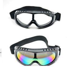 Wholesale Ski Helmet Glasses - Ski Skate Snowboard Glasses Helmet Goggles Winter Sports Eyewear protect ive gear gogles snow sports outdoors