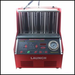Wholesale Injector Daewoo - Top Selling Best Quality Original CNC602A CNC 602A Injector Cleaner & Tester cnc 602 a English Panel cnc-602 a DHL free