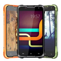 Wholesale Dual Sim Green - New IP67 Waterproof Blackview BV5000 4G LTE 3-Anti Rugged Android 5.1 64-Bit Quad Core MTK6735 2GB 16GB GPS OTG WiFi 13MP Camera Smartphone
