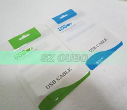 Boîtes de sac de paquet de détail Pour les données de chargeur de téléphone câbles audio écouteurs In-Ear écouteurs iphone 6 5 4 Samsung LG HTC Sony Emballage ? partir de fabricateur