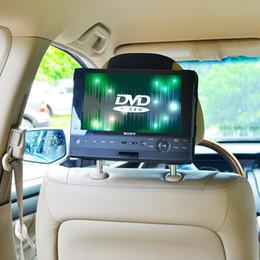 Wholesale Dvd Car Holder - TFY Car Headrest Mount Holder for Swivel & Flip DVD Player-10 Inch