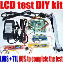 Wholesale Tft Lvds Controller - LCD Controller Board DIY Kit Support for more than 90% of DS + TTL specifications LCD Support the highest resolution order<$18no track