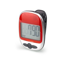 Wholesale Pocket Calorie Counter - Multi-function Pedometer Step Counters distance calories Sport Pocket Counter Outdoor Digital Pedometer Steps Calorie Counters 793
