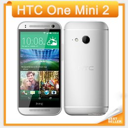 """Wholesale One Android Phone 13mp - M8 Mini Unlocked HTC One Mini 2 Mobile Phone 4.5"""" TouchScreen 1GB RAM 16GB ROM 13MP Camera WIFI GPS Multilanguage Support"""