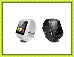 Wholesale Iphone Os - U8 Bluetooth Smart Wrist Watch Phone U8 Smartwatch For iphone Android IOS Smart watches VS s29 smartwatch DZ09 Smart Watch