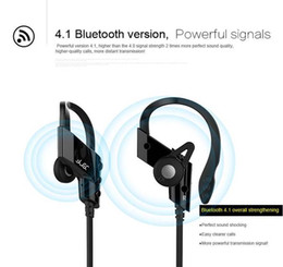 Wholesale S4 Piece - 30 pieces a lot wireless bluetooth earphone 4.1 version sweat proof headset for iphone 5 5s 6 6plus samsung s4 s5 note 4 HTC LG black berry