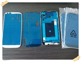 Wholesale Stickers 3m Galaxy S3 - 3M Frame Adhesive Sticker For Samsung Galaxy N7000 N7100 S3 I9300 S3 mini S4 I9500 S4 mini S2 I9100 S5 S5 mini  Note 2 3 With free Tracking