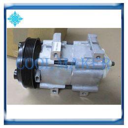 Wholesale Ford Ac Compressors - FS10 ac compressor for Ford KA Fiesta Mazda 121 1E0361450 96FW19D629AE R96FW19D629AC 1E03-61-00