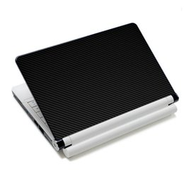 Wholesale Laptop Computer Skin Decal Sticker - Wholesale Brand New Carbon Fibre Vinyl 17Notebook PC Laptop Skin Sticker Cover Decal Free Squeegee Printed 40cm*29 For Computer