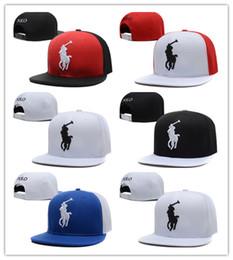 Polos hombres baratos online-Barato 2017 Nuevo estilo de hueso Visera curva Casquette gorra de béisbol de las mujeres gorras oso papá polo sombreros para hombres hip hop Snapback Caps alta calidad