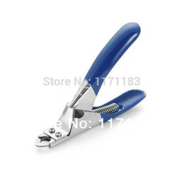 "Wholesale Wholesale Pet Birds - Wholesale-New Stainless Steel Pet Nail Clipper Cutter Dog Cat Bird Pig Animal Claws Scissor Cut Products 5"" Size S P3494"