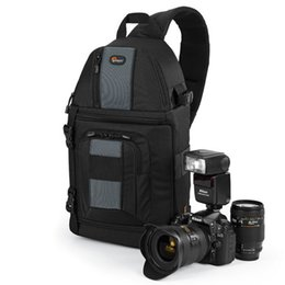 Wholesale Slingshots Pouch - Slingshot 202 AW camera backpack Hot sale photo bag Quality SLR 202AW rucksack DSLR pouch Shoot day pack