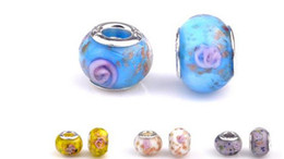 Wholesale Circle Video - 20DIY Videos macroporous glass beads scattered beads jewelry accessories within powder