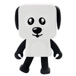 Canada 2018 Mini Bluetooth Haut-Parleur Intelligent Danse Chien Animaux Haut-Parleurs Nouveaux Multi Portable Bluetooth Haut-parleurs Jouets Haut-parleur Creative Cadeau Offre
