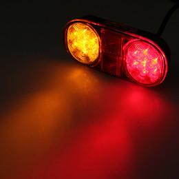 Wholesale Number Indicator - 2x LED Stop Side Rear Tail Indicator Trailer Truck Boat 1 Number Plate Light 12V order<$18no track