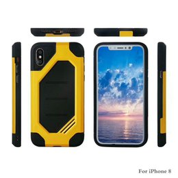 Wholesale Trend Notes Wholesale - New trend product TPU+PC hornet mobile case for iphone X 8 plus for Samsung S6 S7 S8 NOTES case shockproof hot