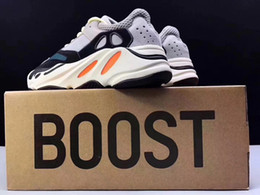 Wholesale Online Fashion - Sply Boost 700 Boost 700 Kanye West Wave Runner 700 Sneakers Athletic Sneaker with double box sports shoes fashion sneaker Online Cheap