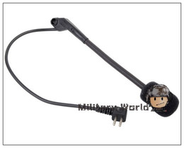 Wholesale Headset Microphone Ordering - Z-Tactical Tactical Military Airsoft Army Microphone Headset Accessory Hunting Camping for Comtac II Noise Reduction Headset order<$18no tra