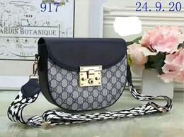 Wholesale Crocodile Leather Big Bag - 2018 New Brand Fashion Micaels Handbags Women's Shoulder Bag Crocodile grain purse Big Shopping Bag Totes,free shipping